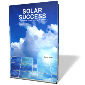The Cover of Solar Success