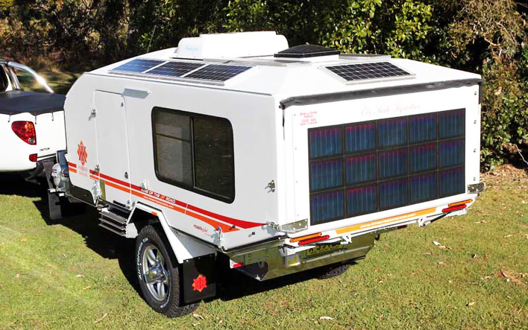 Air conditioning a caravan – here's how