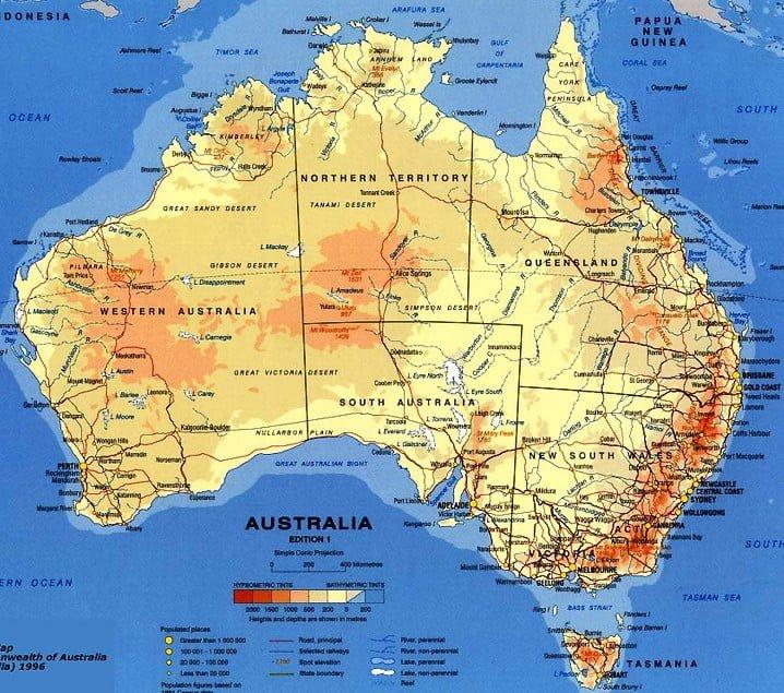 Best Way to Drive an RV Around Australia