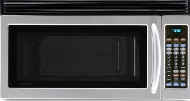 microwave oven - dometic web