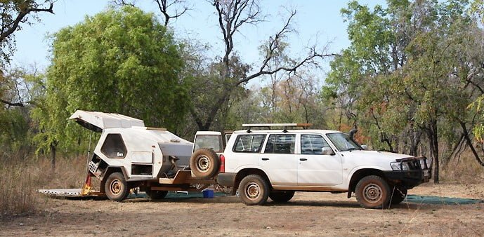 Free camp safely in Australia – this article shows how