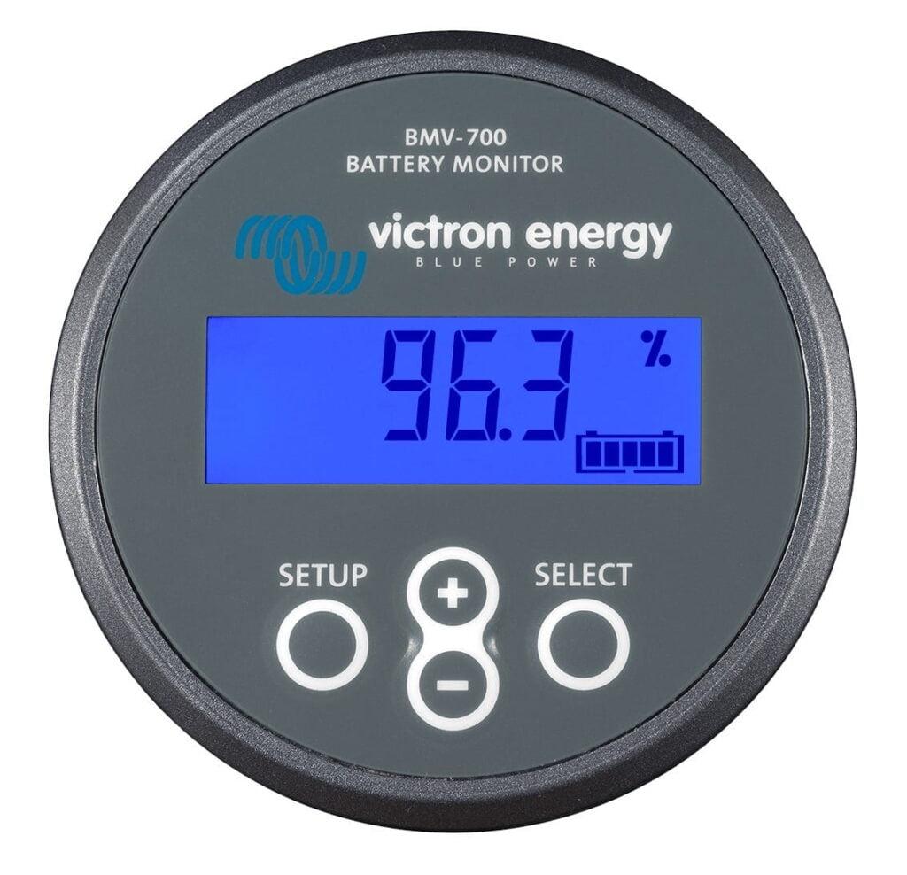 Energy monitor Victron good