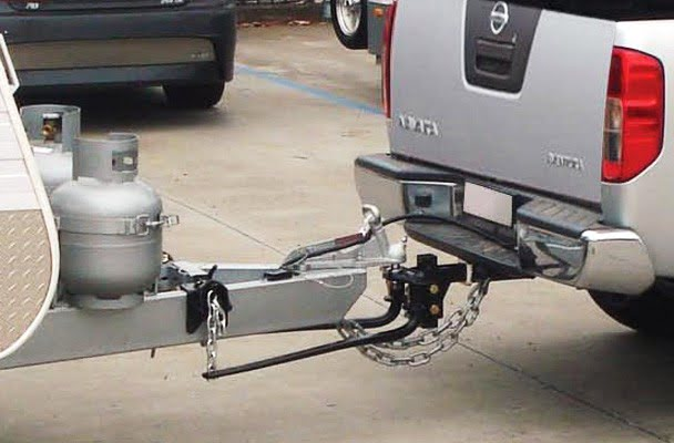 Weight distributing hitch ezy lift Jayco