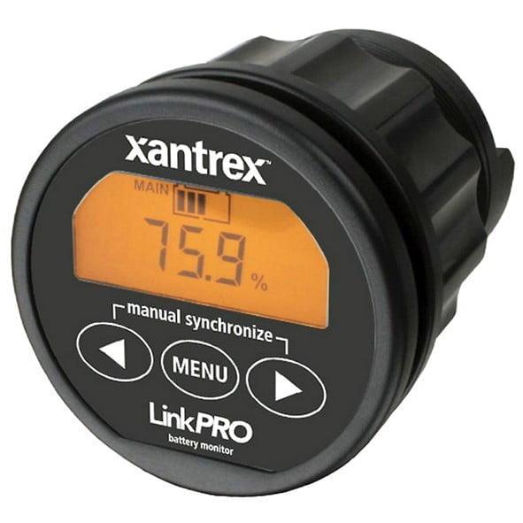 batter monitor xantrex web
