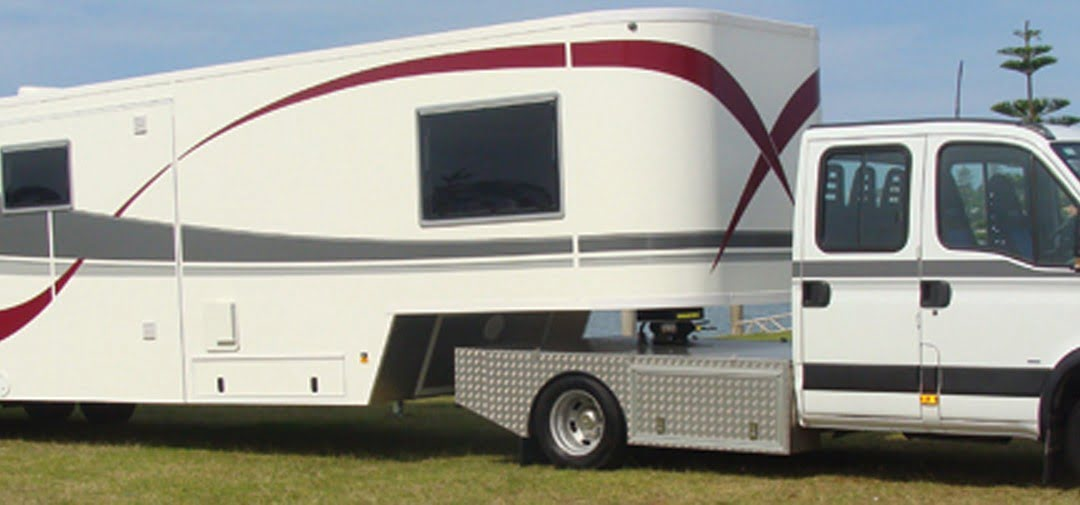 Ultra-light caravans – they are rare but feasible. Here's how to do it