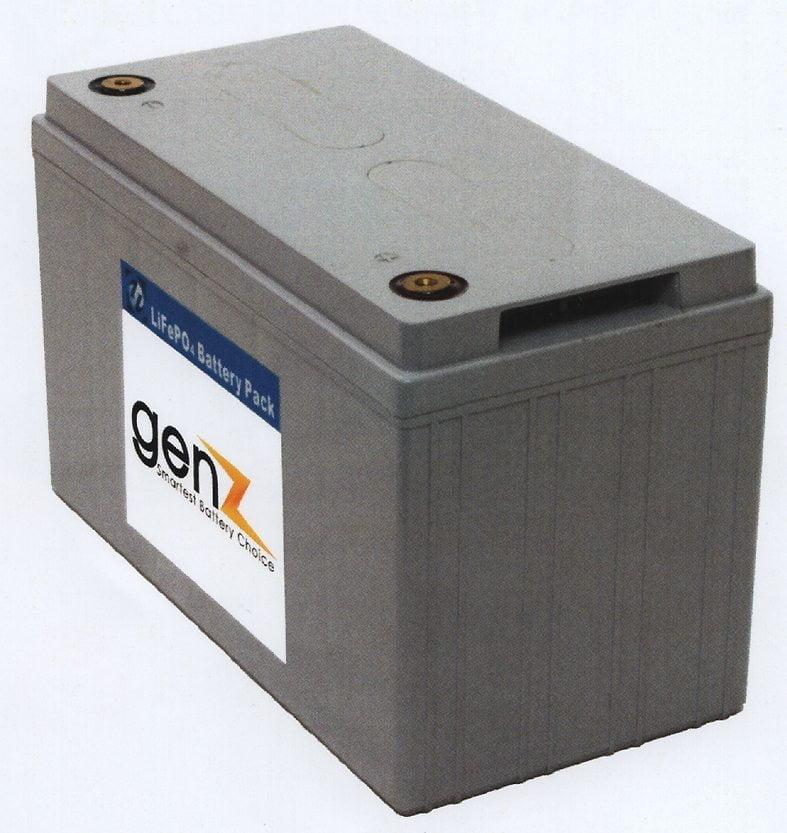 battery GENZ