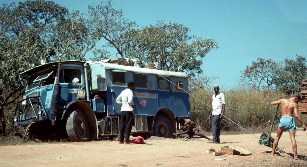 Africa winching truck web