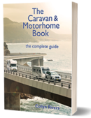 Cover of The Caravan and Motorhome Book by Collyn Rivers