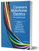 Cover of Caravan and Motorhome Electrics by Collyn Rivers