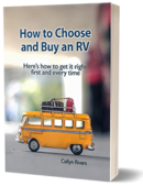 Cover of How to Choose and Buy an RV by Collyn Rivers